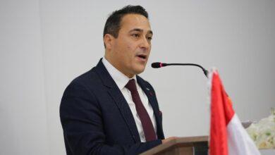 صورة رجل الأعمال ورئيس مركز النور حسن شكر يهنىء اللبنانيين والبلجيكيين بعيد العمال