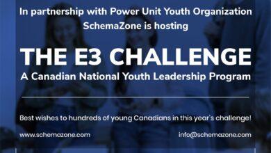 صورة شركة SchemaZone مجدداً إلى واجهة النشاطات التدريبية في كندا