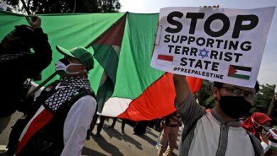 صورة الفتوى الإسلامية تطالب السويد التحرك لوقف الهجمات ضد الفلسطينيين