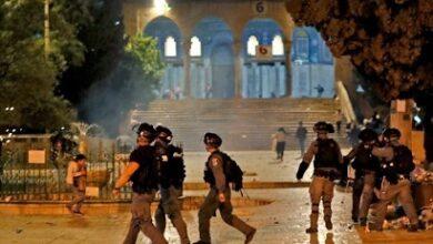 صورة الاحتلال يقتحم الأقصى والمواجهات مستمرة في القدس المحتلة