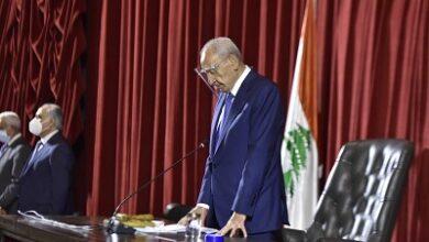 صورة بري في افتتاح جلسة مجلس النواب: اما آن للبنان ان يكون بمستوى شعبه؟