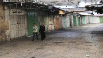 صورة الإضراب يعمّ فلسطين من النهر إلى البحر