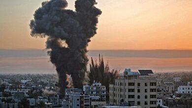 صورة الاحتلال يستخدم أسلحة محرمة دولياً في غزة