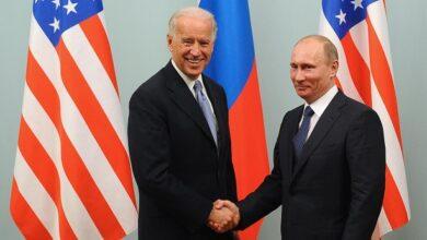 صورة بايدن يلتقي بوتين لمناقشة الخطوط الحمراء.. والمصالح المشتركة