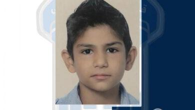صورة طفل مفقود في سن الفيل