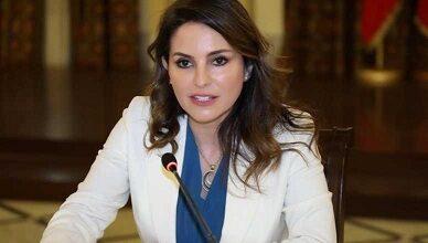 صورة موافقة مجلس وزراء الإعلام العرب على اقتراح لاعتبار بيروت عاصمة الإعلام العربي للعام 2023