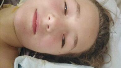 صورة طفلة من طرابلس ضحية جديدة للرصاص الطائش