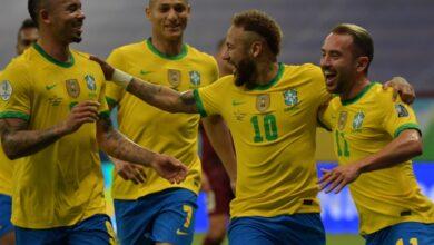 صورة «سحر السامبا» في البطولة الكبيرة: طريق البرازيليين سالكة نحو اللقب