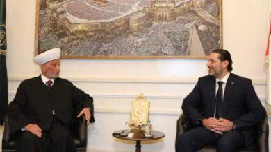 صورة الحريري: البلد يشهد تدهورا سياسيا واقتصاديا كل يوم