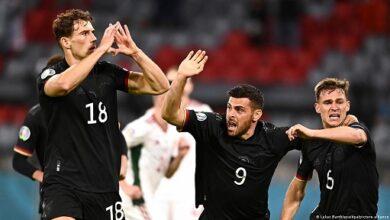 صورة بالرمق الأخير..ألمانيا تصعد للدور الـ16 بتعادل مع هنغاريا