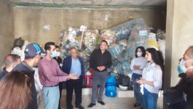 صورة جمعية شارون الخيرية نظمت لقاء توعوي حول فرز النفايات من المصدر