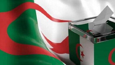 صورة أول انتخابات تشريعية في الجزائر بعد تعديل الدستور