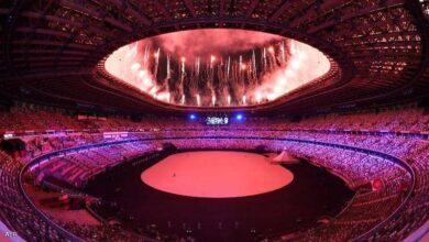 """صورة افتتاح """"حزين"""" لأغرب بطولة ألعاب أولمبية عبر التاريخ"""