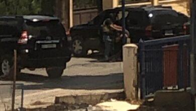 صورة توقيف 3 مطلوبين بكمين للجيش عند مثلث نيو رياق