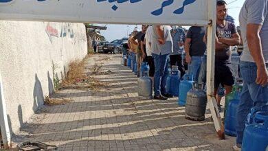 صورة الغاز على خطى المازوت والبنزين: المخزون قارب على النفاد