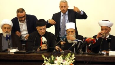 صورة قبائل لبنان والفاشيّة الجديدة