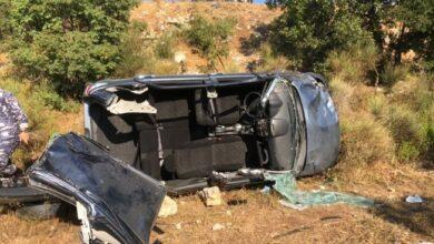 صورة قتيل بحادث سير مروّع في فيطرون
