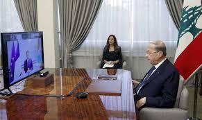 صورة مؤتمر دعم لبنان وشعبه في باريس اكد على ضرورة الوقوف الى جانب اللبنانيين