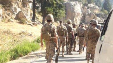 صورة الجيش ارسل تعزيزات الى بلدتي عكار العتيقة وفنيدق