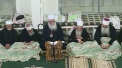 صورة المرجع الشيخ أنور الصايغ: مشيخة العقل ليست عُرضة للتجاذب السياسي