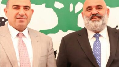 صورة احالة مارون الصقر وأحمد الزين إلى مديرية المخابرات لتورطهم بنيترات البقاع