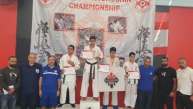 صورة بمشاركة 120 لاعباً ولاعبة..لبنان يستضيف بطولة العرب في الكيوكوشنكاي