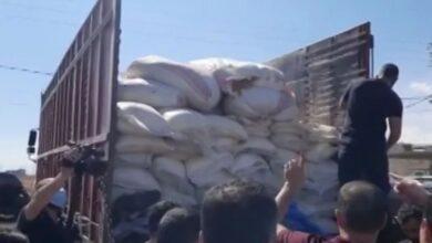صورة نيترات بعلبك مصدرها مرفأ طرابلس؟