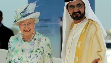 صورة لهذا السبب لا يمكن للملكة إليزابيث أن تلتقي حاكم دبي