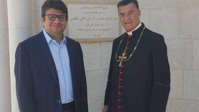 صورة كنعان: بكركي حافظت على الشراكة بين مكونات المجتمع اللبناني