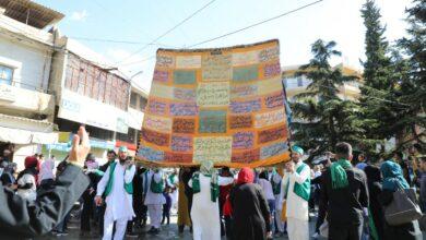 """صورة """"مسيرة الرجاء والسلام في مولد خير الأنام"""" واحتفالات مشاريعية في بعلبك وبيروت"""
