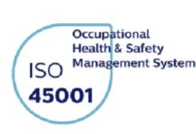 صورة الريجي اطلقت تطبيق معيار أيزو 45001 لأنظمة الصحة والسلامة المهنية